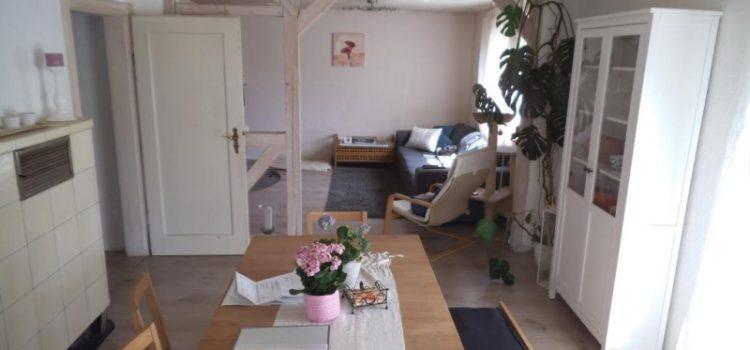 Gemütliches Landhäuschen in Gemmingen – Kapitol Immobilien hat uns den Weg zum Eigenheim geebnet, wir hatten den Kauf schon abgeschrieben