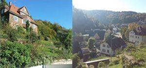 Denkmalgeschütztes Anwesen mit Schwarzwald – Aussicht