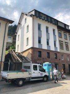 Achtung Grossfamilien, neu saniertes Zweifamilienhaus in Bad Wildbad!!!